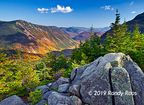 Crawford Notch from Mt Avalon